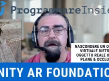 AR Foundation Unity AR Plane Occlusion shader