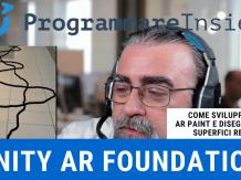 Paint AR Foundation Unity