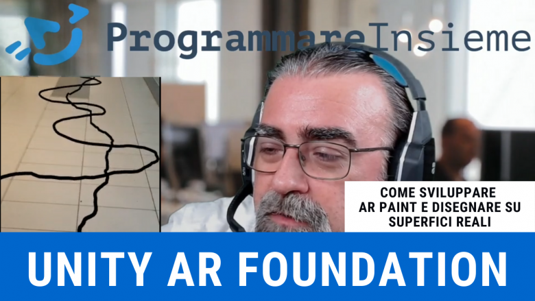 Paint AR Foundation Unity
