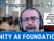 XR Interaction Toolkit AR Foundation Unity